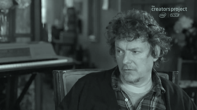 Vice / Michel Gondry | Michel Gondry on Animating Noam Chomsky